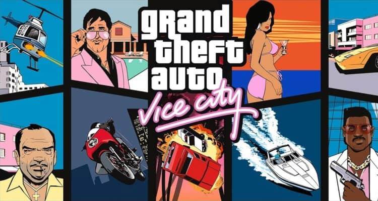 GTA Vice City - Grand Theft Auto