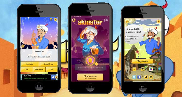 Akinator the Genie Free for iPhone