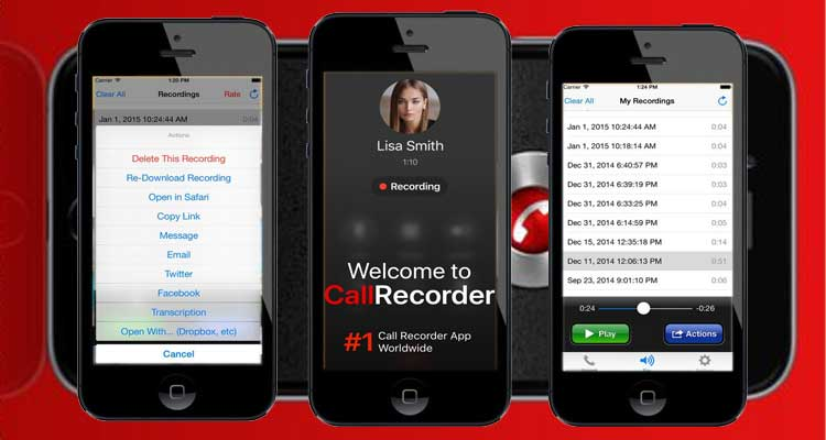 Call Recorder for iPhone