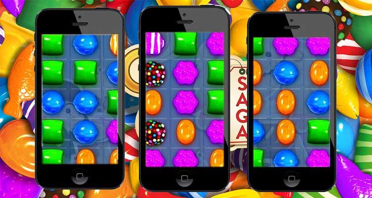 Candy Crush Saga for iPhone