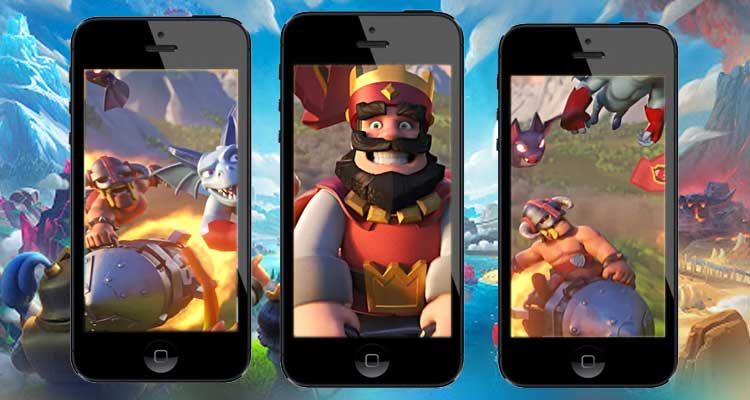 Clash Royale for iPhone