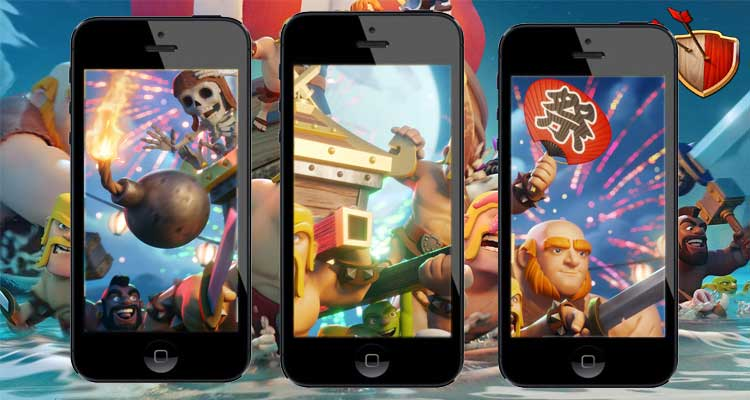 Clash of Clans for iPhone
