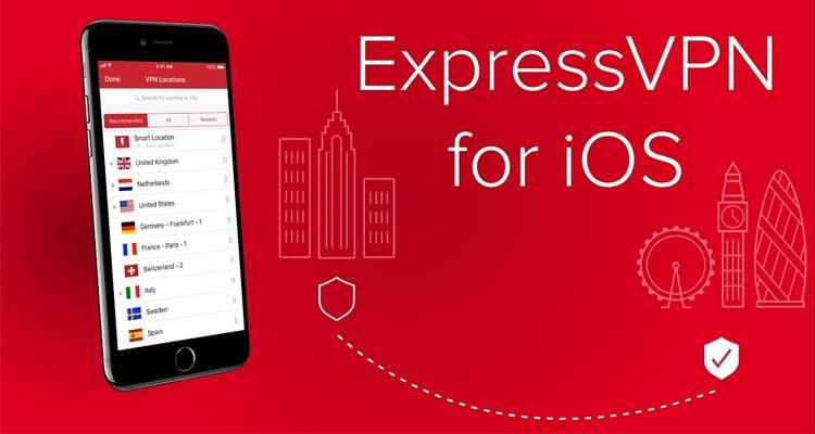 ExpressVPN for iphone