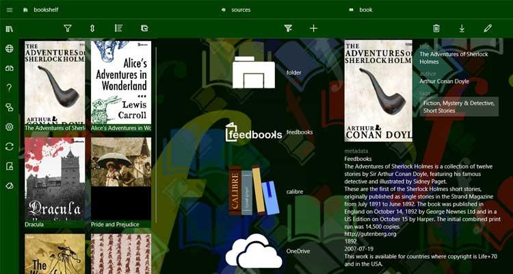 Freda ePub eBook Reader