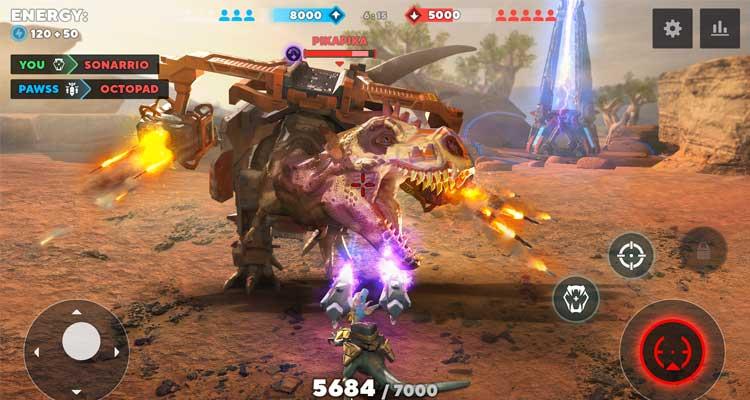 Dino Squad: TPS Dinosaur Shooter APK
