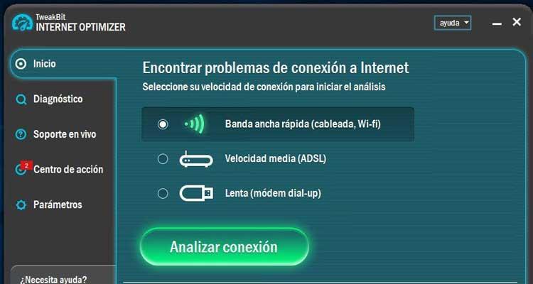 TweakBit Internet Optimizer