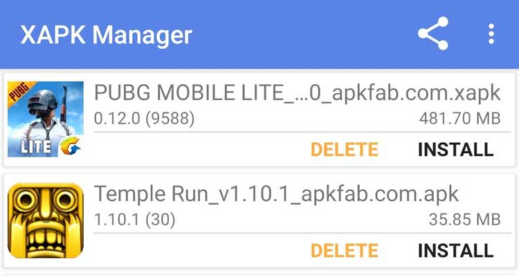 XAPK Manager APK